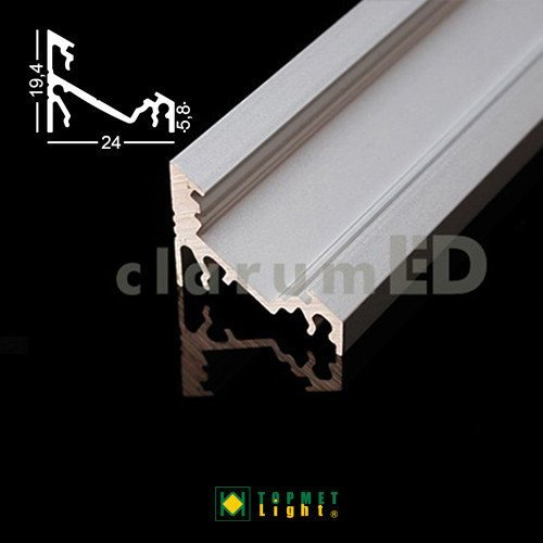 CORNER 14 LED PROFILE 2 m \ silver | LED LIGHTING \ LED Profiles \ Corner LED Profiles | Tytu? sklepu zmienisz w dziale MODERACJA \ SEO  sc 1 st  LED Profiles LED strips LED lighting & CORNER 14 LED PROFILE 2 m \ silver | LED LIGHTING \ LED Profiles ...