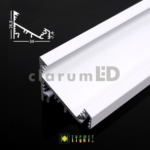 CORNER 27 LED PROFILE