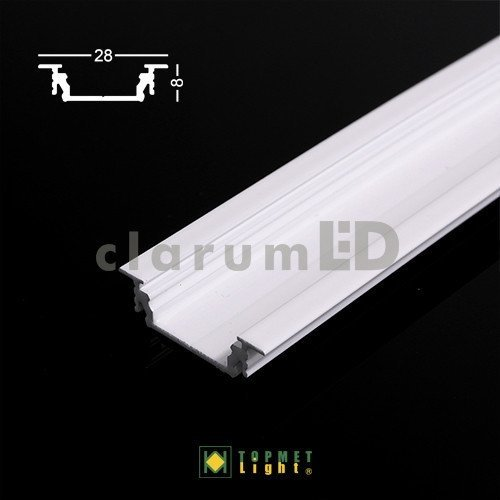 GROOVE 14 LED PROFILE