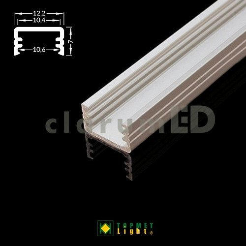 SLIM LED PROFILE 2 m