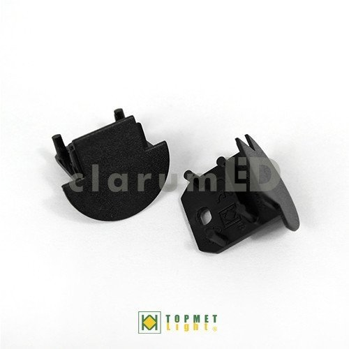 DEEP END CAP /2pcs/ with HOLE